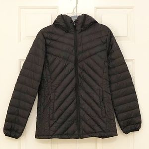 NWT London Fog Light Weight Packable Down Jacket